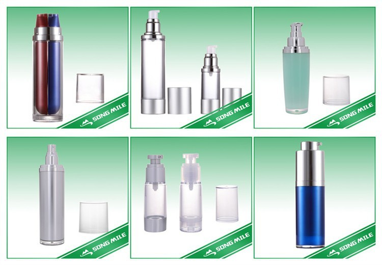 white fine mist sprayer 24/410 cosmetic perfume spray bottle