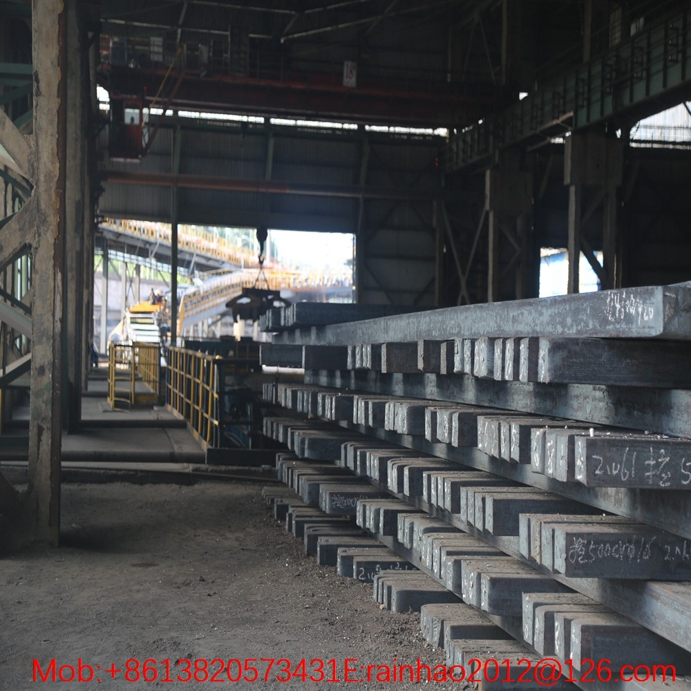 Astm Q235b New Technology Converter Continuous Casting Square Mild ...