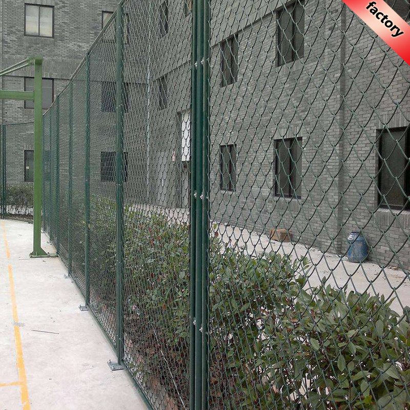 foot x 10 temporary chain link fencing portable