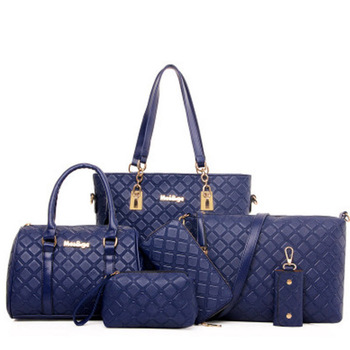 Fashion Lady Handbag Brands 5 in 1 Set Bags Designer Bags Women Bag Handbag