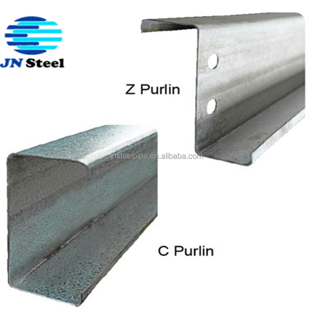 Z Purlins Sizes, Z Purlins Sizes Suppliers and Manufacturers