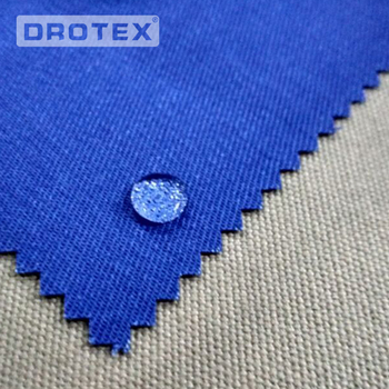 OEM Service Cotton Polycotton Function Fabric / Workwear Fabric Supplier