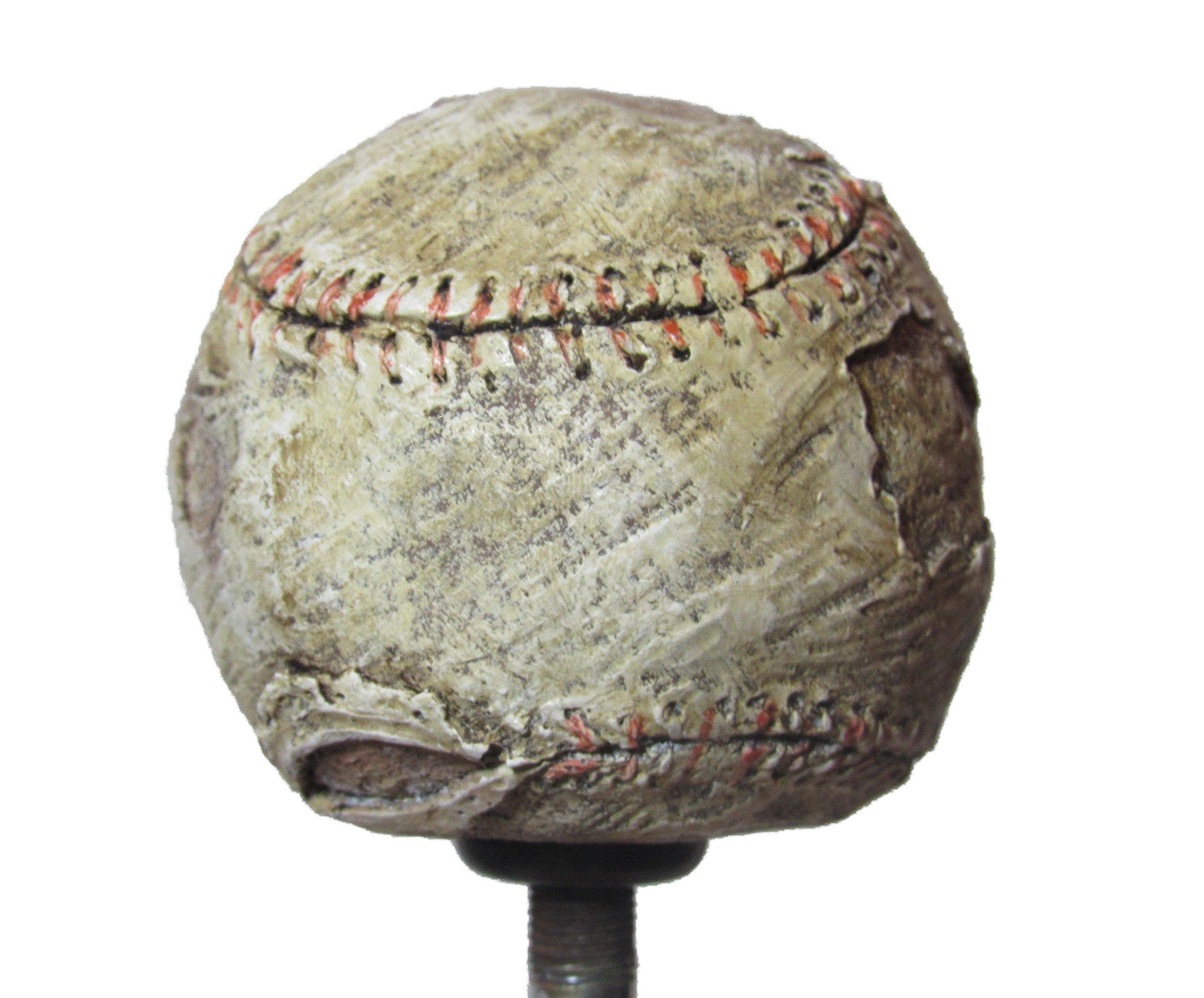 American Shifter 159057 Baseball Transmission Gear Shift Knob with M12 x 1.5 Insert