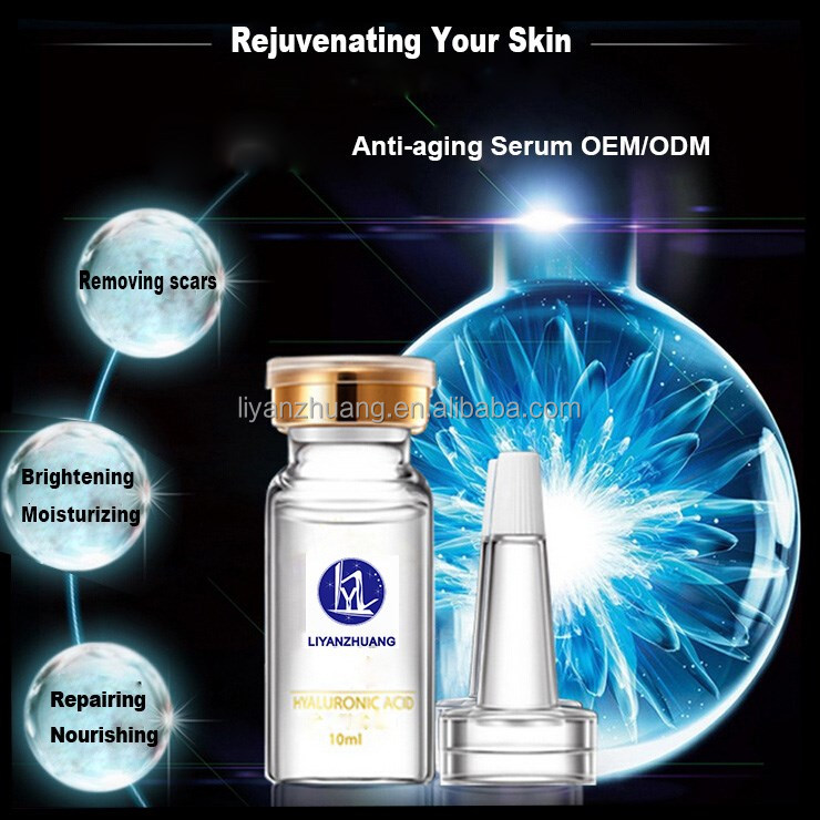 Whiten Skin And Improve Dark Yellow Tone OEM Best VC Serum