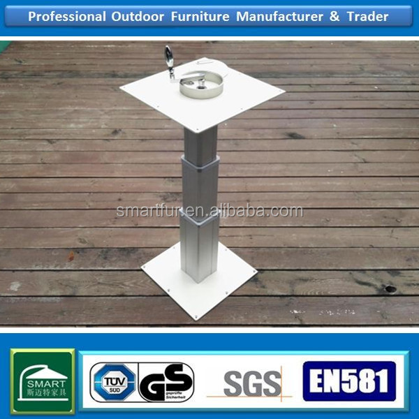 China supplier height adjustable Cast iron table base very strong and fashion cafe base