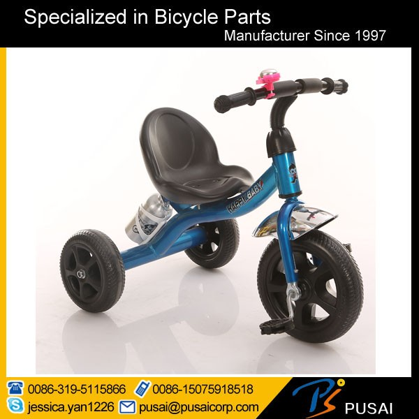 2016 Factory Directed Children Baby Tricycle/new Products Children Tricycle With Push Handle/kids 3 Wheel Tricycle For Sale