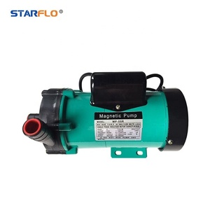 STARFLO MP-55R high quality plastic non-leakage high pressure electric mini magnetic drive pump for beer
