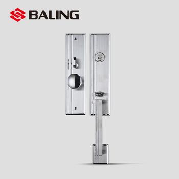 Hds0304gls Design Door Handle Lockgarage Door Handle Lock