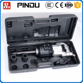 Cordless Truck Tire Air Impact Wrench 1 2