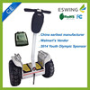 green power 2-wheel self-balancing electric scooters/Self Balancing Unicycle,Training Wheel/output motor electric self-balancing