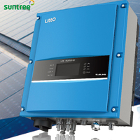1KW to 30KW PV Solar Power Inverter with WIFI USB RS485 GPRS grid solar panel inverter