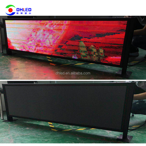 P4/p5/p6 Outdoor Stop Destination Sign Bus/Car LED Display Screen For Sale