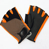 Accept sample order wholesale half finger custom cycling gloves with competitive price