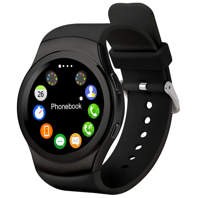 IPS Display MTK2502 Wholesales G3 Y1 DZ09 Smart Phone Watch 2017 Android Bluetooth GPS Watch for Kids Adults