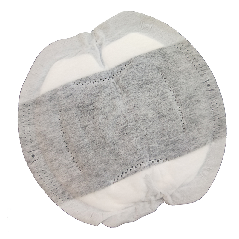 100% Quality Non Woven Cotton Fabric Disposable Nursing Breast Pads for Women Breastfeeding