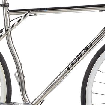 Rs200 High End Retro Style Aluminum Fork Steel Frame Road Bike ...