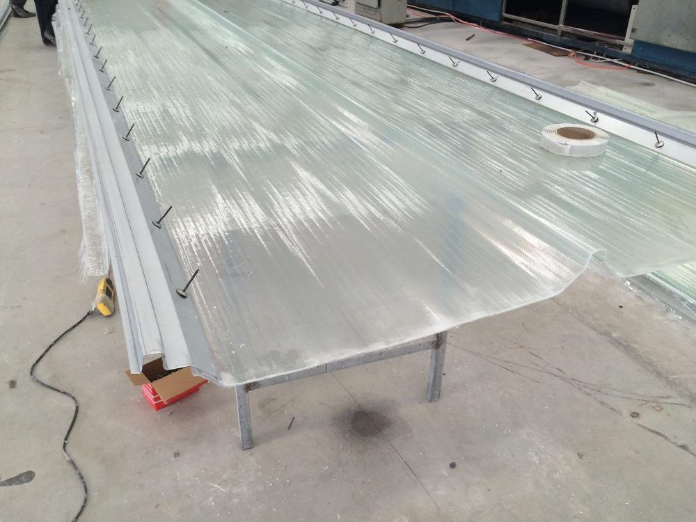 Glass Fiberglass Reinforced Grp Single Sheet Grp Flat