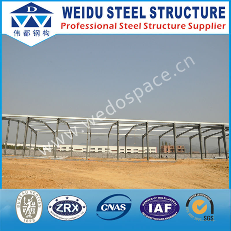 China Suppliers Company Steel Structure