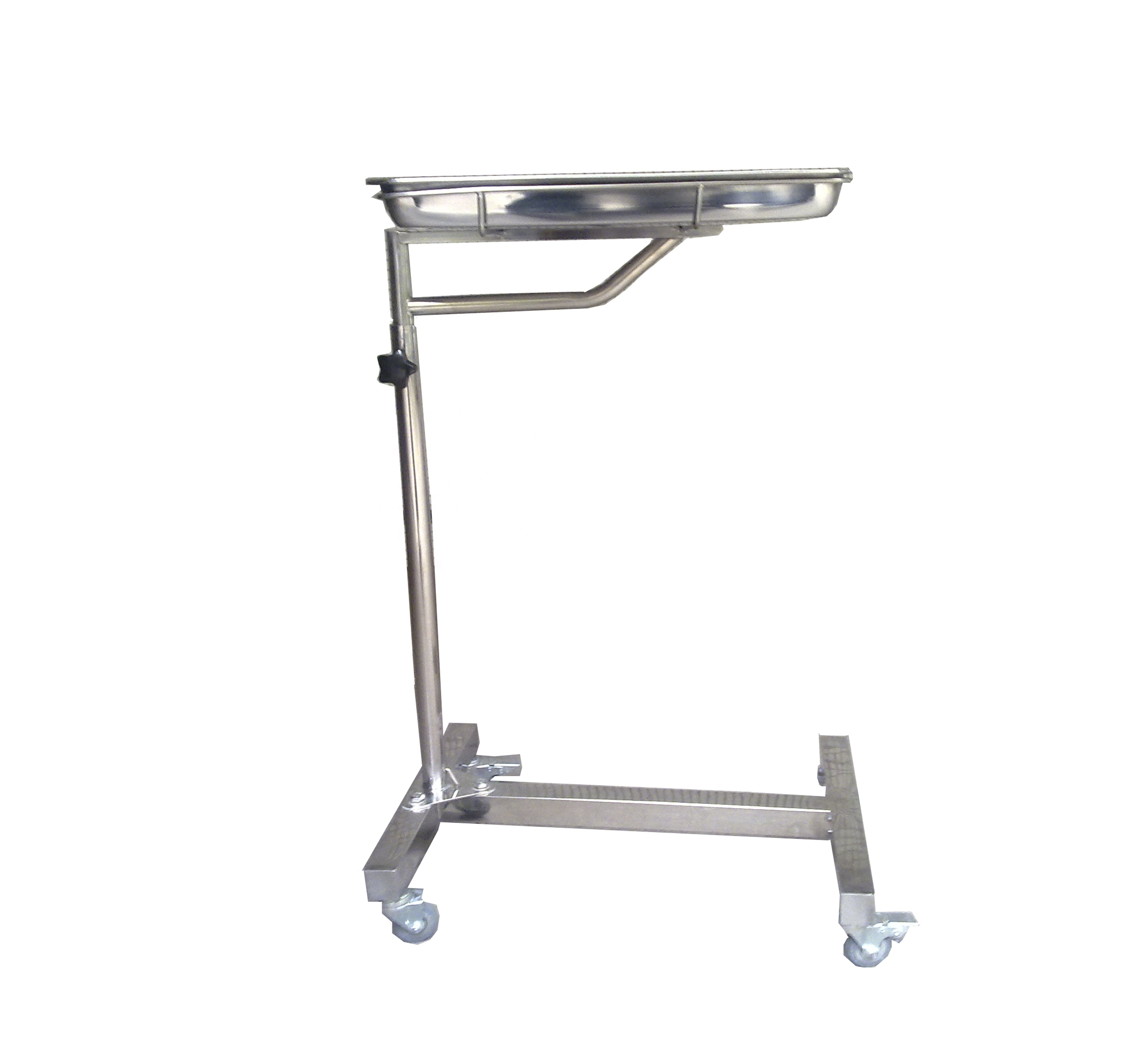 Cy D152 Used Stainless Steel Medical Mayo Instrument Tray Table For Product On