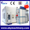 SB300 with CE, Dust free Environmental auto painting oven, europe standard paint room, diesel spray booth