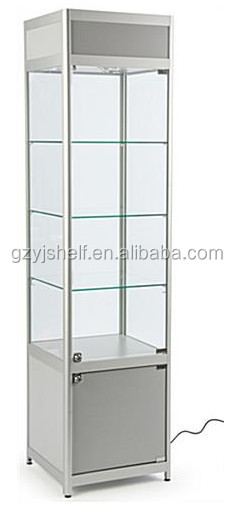China Manufacturer Glass Storage Display Rack Case/jewelry Store ...