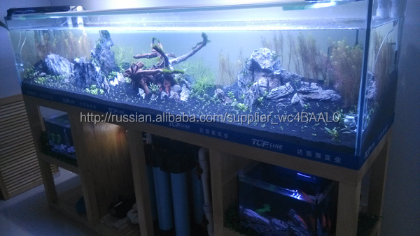 Cheap Wine Bar Counter Saltwater Aquarium Fish Tank