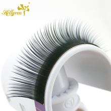 High Quality Private Label Mink Eyelashes Silk Eyelashes Extension Pandora Lash Extension