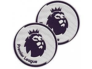 Official Premier League 2016/2017 Patches Football Jersey Badges Premiership Soccer Patch Set by Spain