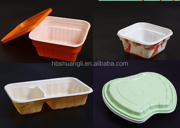 Pp Food Container ~ Black color polypropylene plastic food container buy