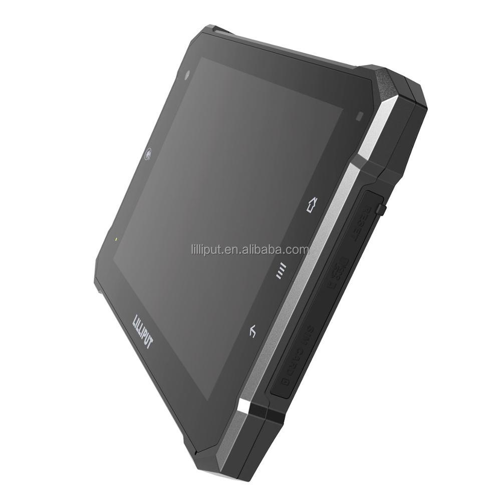 "Lilliput  7"" Android 6.0.1 Industrial PC/All in One PC  for Vehicle Tracking & Heavy-duty Truck"