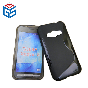 the best attitude d47e9 4fe15 2018 New S Line Soft Tpu Cover Case For Samsung Galaxy Xcover 3 G388f - Buy  For Samsung Galaxy Xcover 3,For Samsung Galaxy Xcover 3 Case,Xcover 3 ...