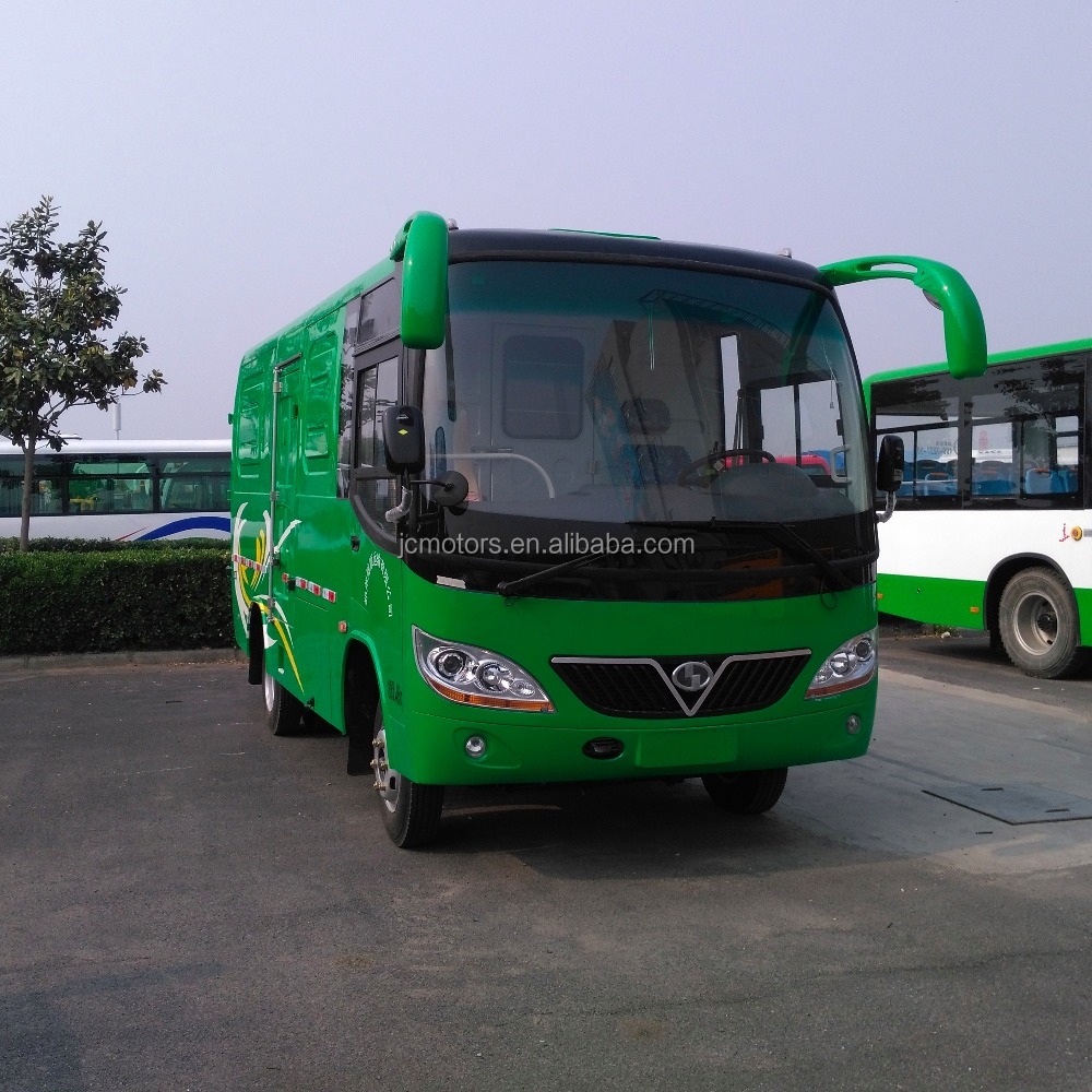 New Model Bus Mini Bus 6602 with Factory Price for Sale