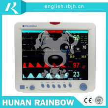 Direct factory price economic medical vet patient monitor