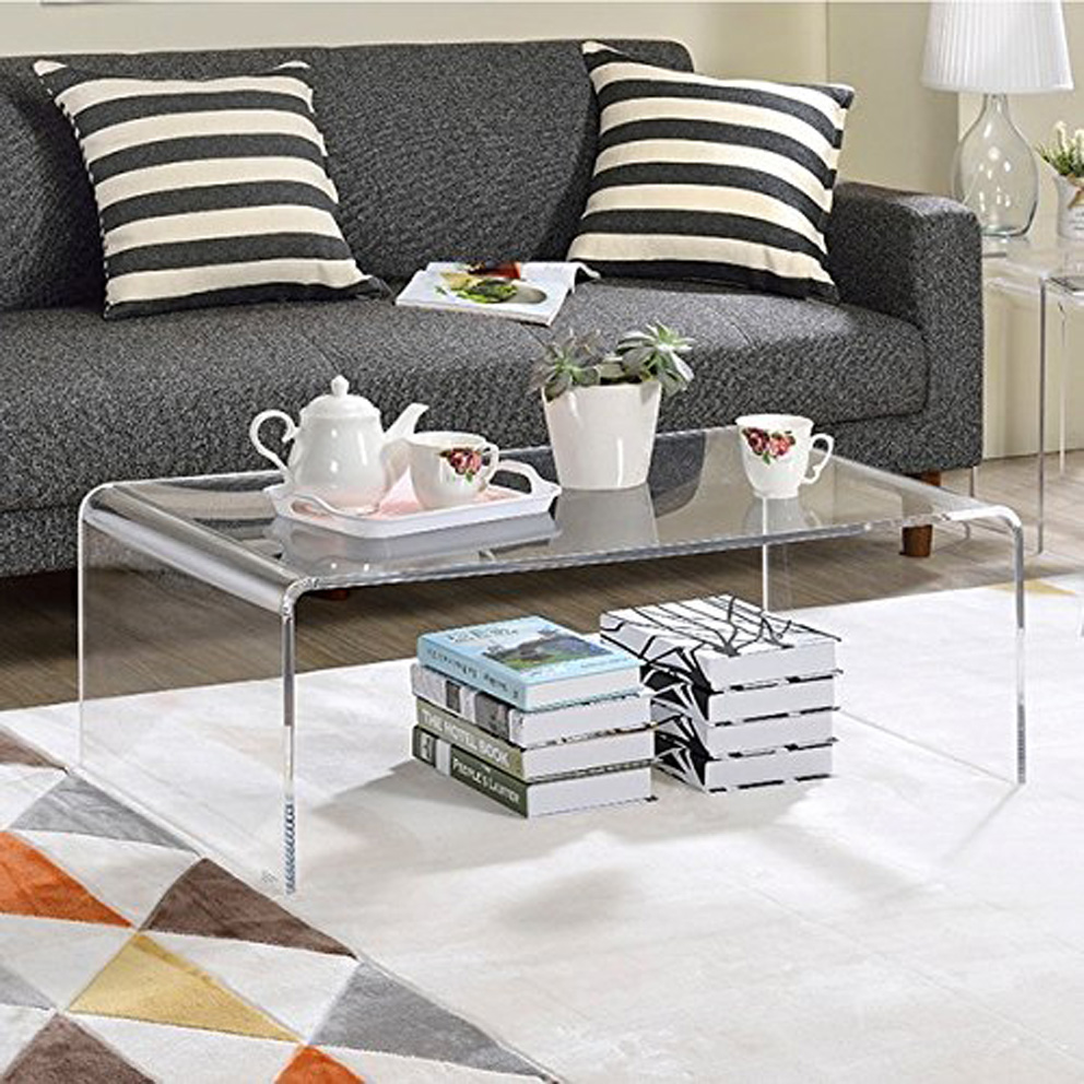 Acrylic Tv Console Table, Acrylic Tv Console Table Suppliers And  Manufacturers At Alibaba.com