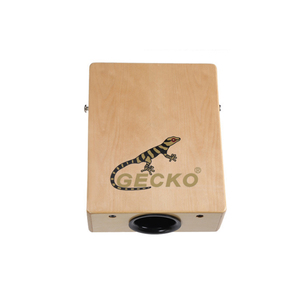 Factory Portable Travel Cajon Box Drum