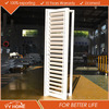 YY Home hot sale security aluminum louver blade shutter window with AS2047