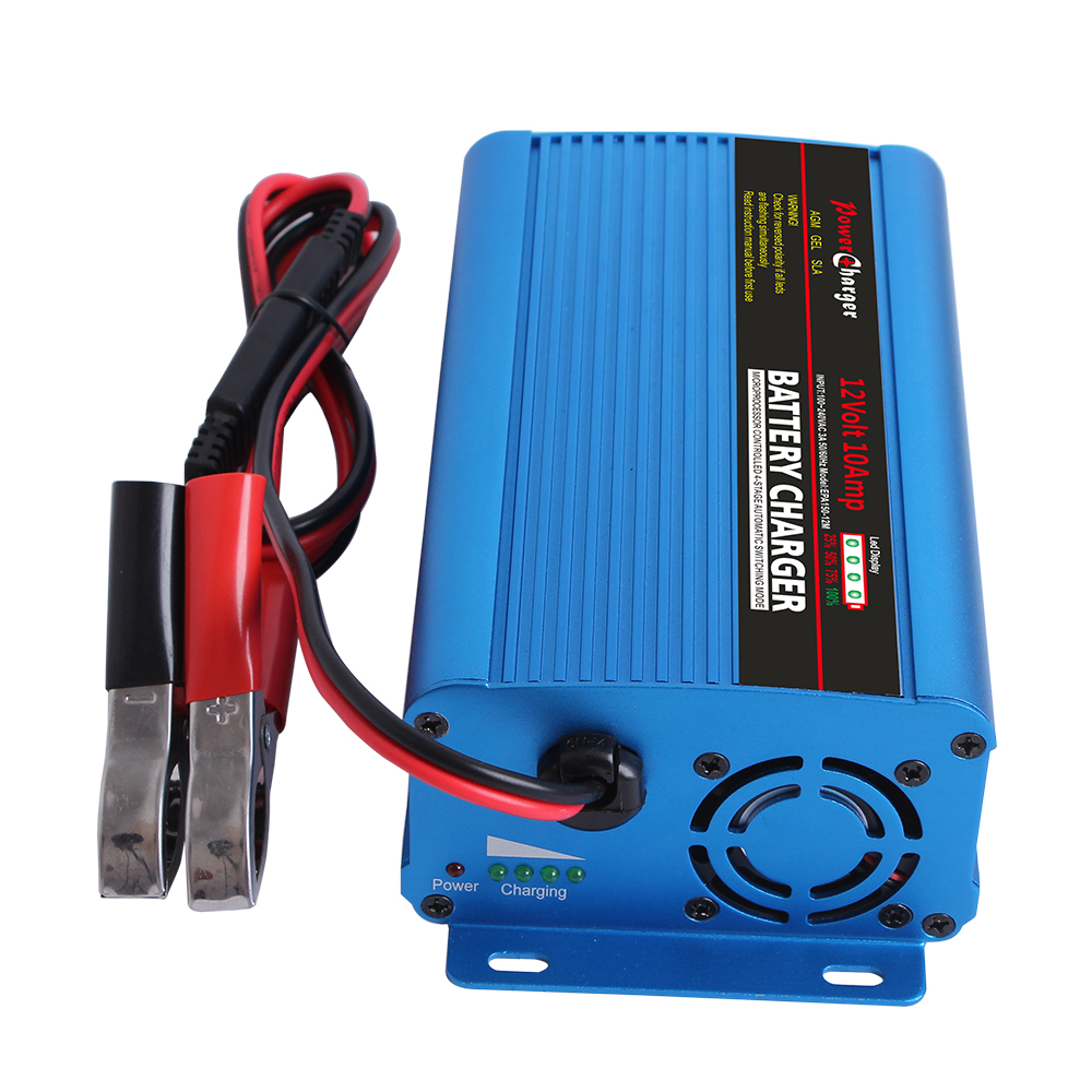 12V 10A Portable Vehicle Car Jump Starter Booster Power Bank Battery Charger 12V