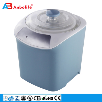 20W 1L/1.2L mini professional yogurt production machinery yogurt jar glass bottle for sale home maker