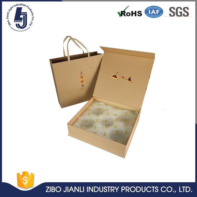 corrugated custom recyclable food paper sleeve packaging
