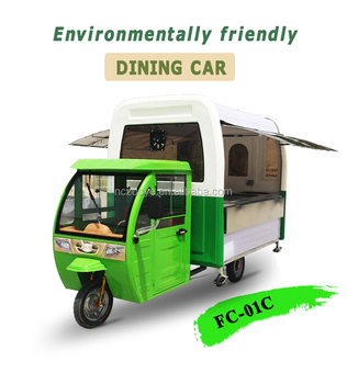 Cheap Price Food Truck Cart Manufacturer Philippines