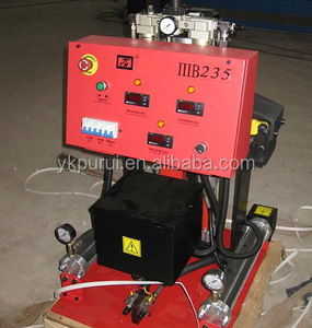 High-pressure polyurethane spray foam injection machine