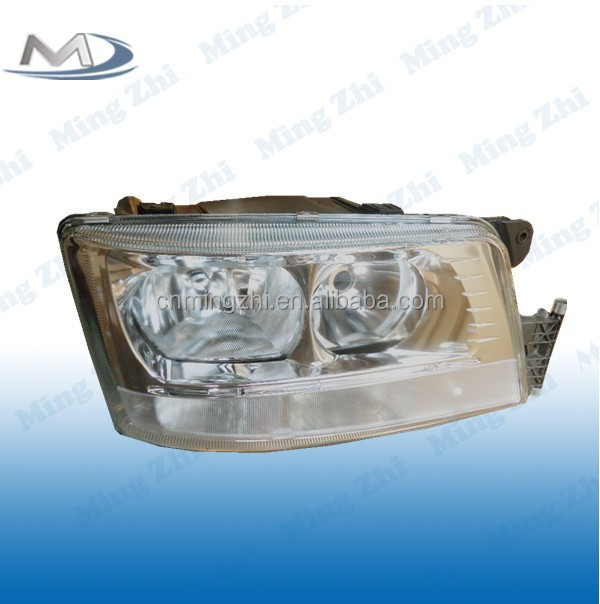 AUTO SPARE PARTS ,HEAD LAMP FOR MAN TGX 8125106498/8125106499/8125106496/8125106497 MADE IN CHINA