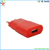 High quality 5v 1A usb wall charger power adapter wholesale