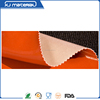 (1.2mm Thick)High temperature and insulation resistance Silicone Rubber Coated Fiberglass Cloth/Fabric