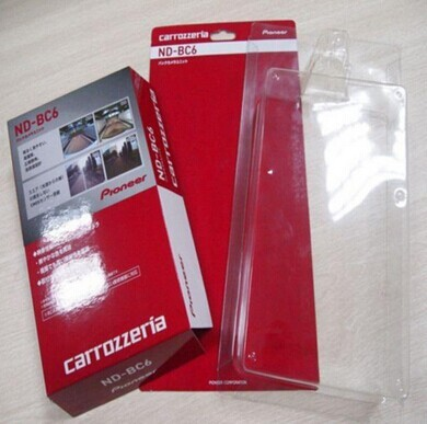 custom made PVC tablet blister packs