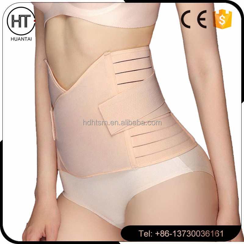 Belly Recovery Belt Tummy Wrap Invisible Postpartum Corset Post Pregnancy Girdle