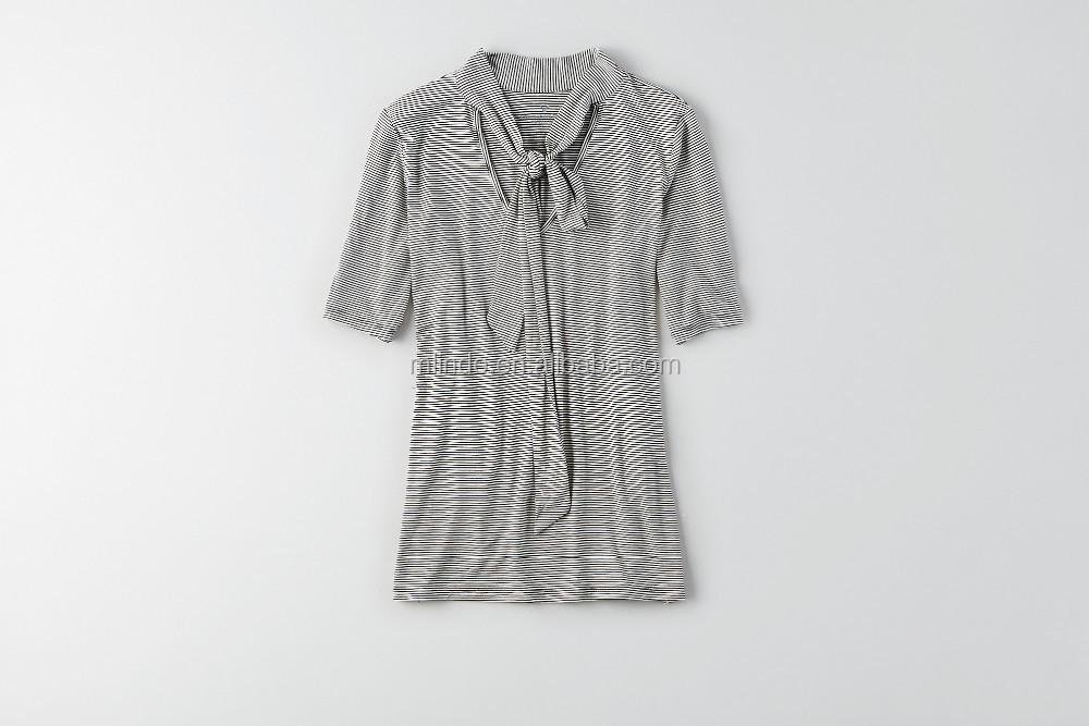 De Moda Tamaño Plus Modesto Mujer De Cortar Y Coser Camiseta Nuevo ...