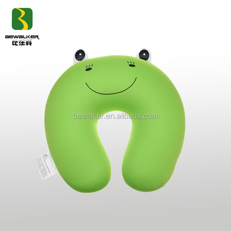 Smile Face Emoji Children Neck Pillow