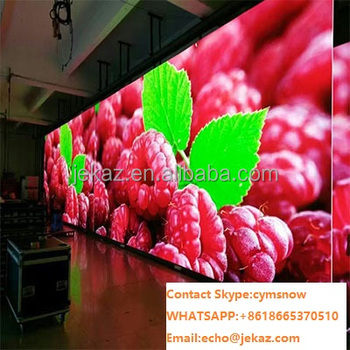 Portable P4 Indoor Full Color Led Display Rental Live Show Led Video Wall  Screen Tv/led Display Quick Assemble Led Panel Board - Buy Light Weight Led