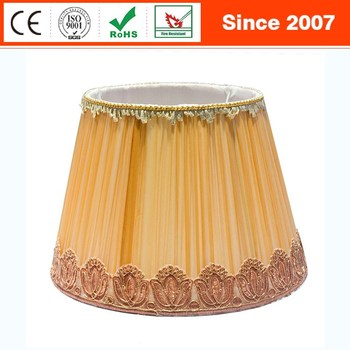 Europe lace margin decoration folding lamp shade for home goods europe lace margin decoration folding lamp shade for home goods mozeypictures Image collections